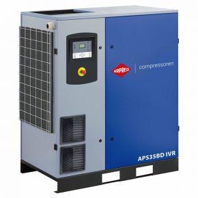 Schraubenkompressor APS 35BD IVR 13 bar 35 PS/26 kW 770-4835 l/min