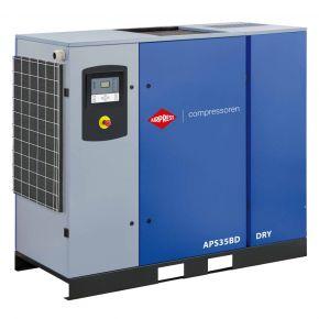 Schraubenkompressor APS 35BD Dry 10 bar 35 PS/26 kW 3935 l/min