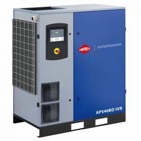 Schraubenkompressor APS 40BD IVR 13 bar 40 PS/30 kW 1000-5800 l/min
