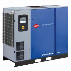 Schraubenkompressor APS 40BD IVR Dry 13 bar 40 PS/30 kW 1000-5800 l/min