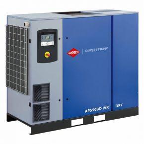 Schraubenkompressor APS 50BD IVR Dry 13 bar 50 PS/37 kW 1066-6335 l/min