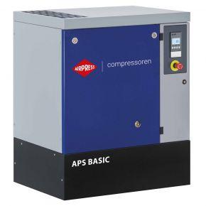 Schraubenkompressor APS 10 Basic 10 bar 10 PS/7.5 kW 996 l/min