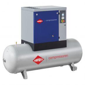 Schraubenkompressor APS 7.5 Basic Combi 8 bar 7.5 PS/5.5 kW 846 l/min 500 l