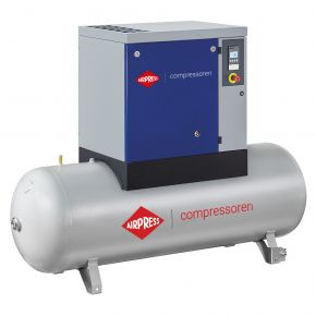Schraubenkompressor APS 15 Basic Combi 8 bar 15 PS/11 kW 1620 l/min 500 l