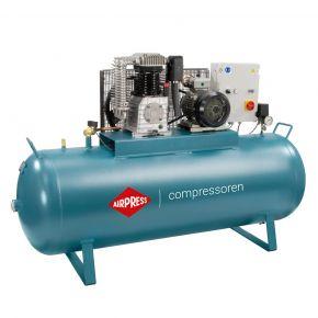Kompressor K 500-1000S 14 bar 7.5 PS/5.5 kW 600 l/min 500 l