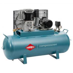 Kompressor K 200-450 14 bar 3 PS/2.2 kW 270 l/min 200 l