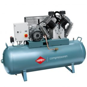 Kompressor K 500-2000S 14 bar 15 PS/11 kW 926 l/min 500 l