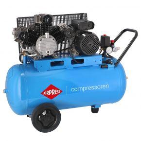 Kompressor LM 100-400 10 bar 3 PS/2.2 kW 320 l/min 100 l