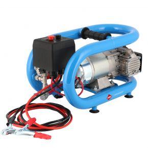 Flüsterkompressor Ölfrei LMO 3-190 8 bar 0.7 PS/0.5 kW 152 l/min 3 l 12V