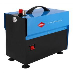 Flüsterkompressor Ölfrei LMO 5-210 10 bar 0.75 PS/0.55 kW 85 l/min 5 l