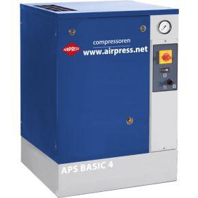 Schraubenkompressor APS 4 Basic 10 bar 4 PS 320 l/min