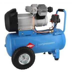 Kompressor LM 50-350 10 bar 3 PS/2.2 kW 245 l/min 50 l