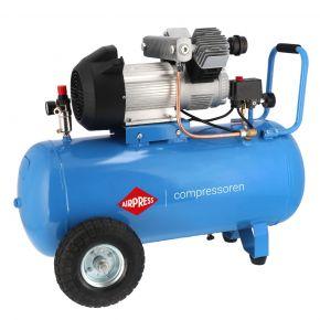 Kompressor LM 90-350 10 bar 3 PS/2.2 kW 245 l/min 90 l