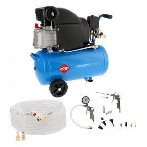 Kompressor HL 310-25 8 bar 2 ps/1.5 kW 157 l/min 24 l Plug & Play