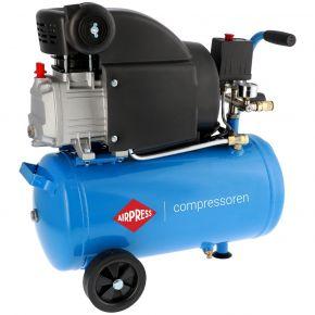 Kompressor HL 310-25 8 bar 2 PS/1.5 kW 157 l/min 25 l