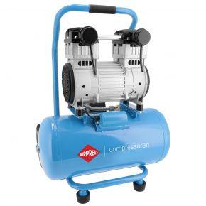 Ölfreier Flüsterkompressor LMO 25-250 8 bar 2 PS/1.5 kW 150 l/min 24 l