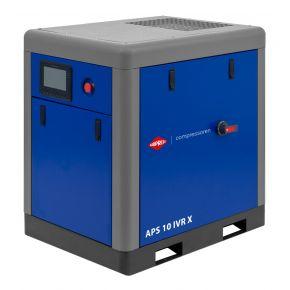 Schraubenkompressor APS 10 IVR X 10 bar 10 PS/7.5 kW 270-950 l/min