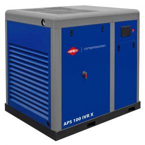 Schraubenkompressor APS 100 IVR X 10 bar 100 PS/75 kW 2540-11440 l/min
