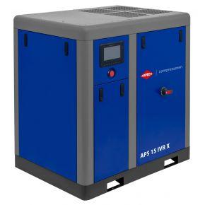 Schraubenkompressor APS 15 IVR X 10 bar 15 PS/11 kW 380-1410 l/min