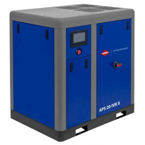 Schraubenkompressor APS 20 IVR X 10 bar 20 PS/15 kW 410-1870 l/min