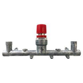 Druckregler/Guss für H 215-6