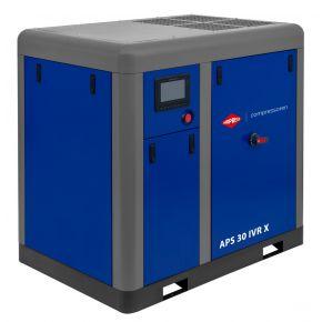Schraubenkompressor APS 30 IVR X 10 bar 30 PS/22 kW 730-2950 l/min