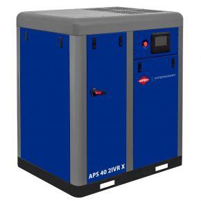 Schraubenkompressor APS 40 2IVR X 10 bar 40 PS/30 kW 1850-4700 l/min
