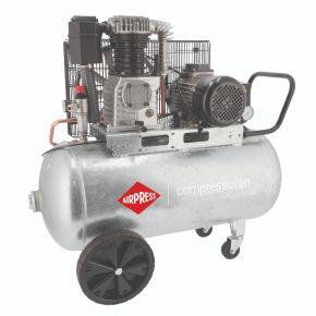 Kompressor G 625-90 Pro 10 bar 4 PS/3 kW 380 l/min 90 l