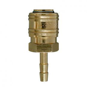 Druckluftkupplung Schlauchanschluss Euro 6 mm in Blister
