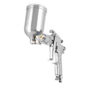HP Lackierpistole 5 bar 2.5 mm Düse 400 ml Fließbecher
