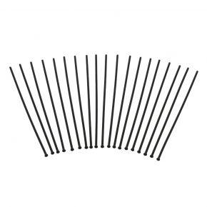 Nadelsatz Ø 3 X 180 L für Druckluft-Nadelentroster 45488