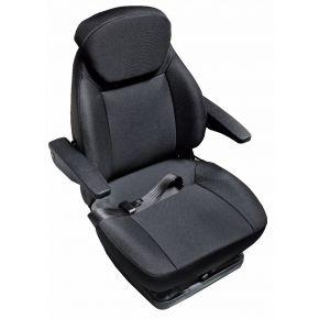 Traktorsitz SUCCES TLM 521 YJ03 Fabric Black