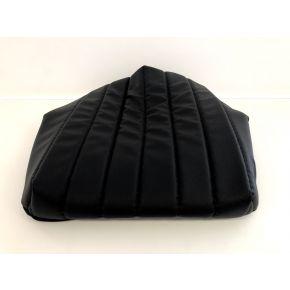 Hedo Bezug Rückenteil für 58365/A schwarz 1-teilig