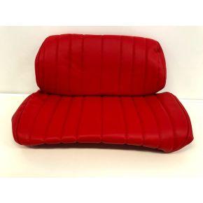 Hedo Sitzbezüge Rot 2 Stück