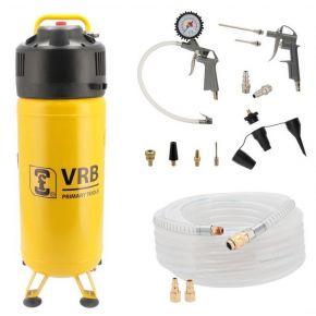 Kompressor 8LCV50-2.0 VRB 10 bar 2 PS/1.5 kW 166 l/min 50 l Plug & Play