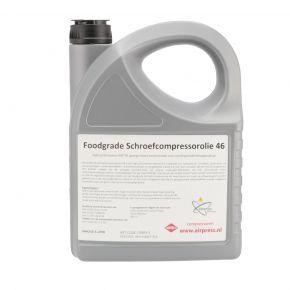 Foodgrade Öl für Schraubenkompressoren 5 L