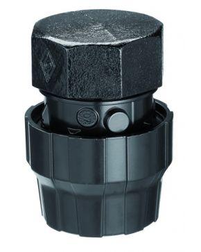 Blindstopfen Aluminium 63 mm