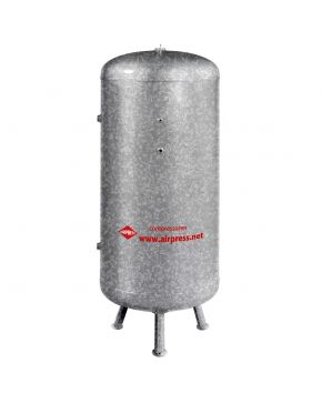 Druckluftbehälter 1500 l 12 bar galvanisiert