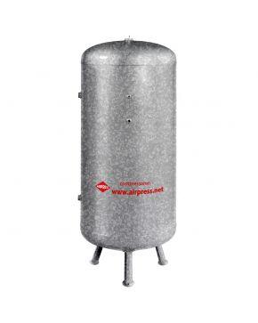 Druckluftbehälter 1500 l 16 bar galvanisiert