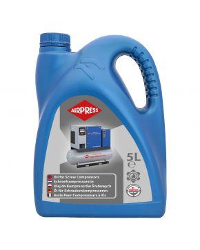 Kompressoröl für Schraubenkompressoren 5 l