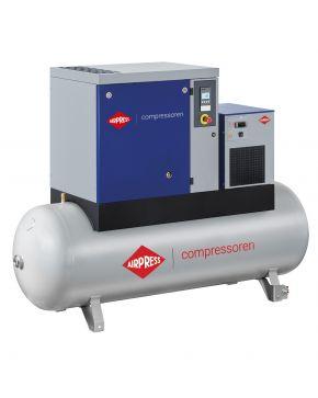 Schraubenkompressor APS Basic Combi Dry 8 bar 7.5 PS 846 l/min 500 l