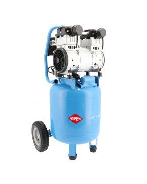 Flüsterkompressor stehend Ölfrei LMVO 40-250 8 bar 2 PS 150 l/min 38 l