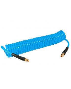 Druckluft Spiralschlauch 10 m 8 mm 12 bar