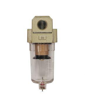 """Öl-/ Wasserabscheider 1/4"""" 10 bar 25 micron"""