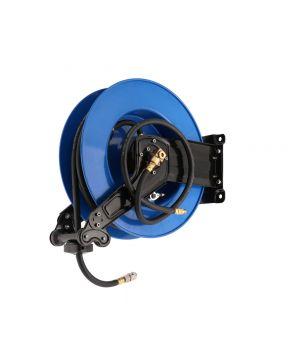 Druckluft Schlauchaufroller 20 m 10 x 17 mm PU Metallrahmen