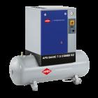 Schraubenkompressor APS 7.5 Basic Combi G2 10 bar 7.5 PS 600 l/min 200 l