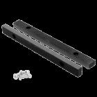 Ersatzbacken 250 mm mit Bolzen für Schraubstock Stahl 10