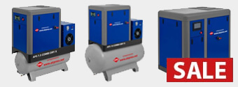 Schraubenkompressor im Angebot