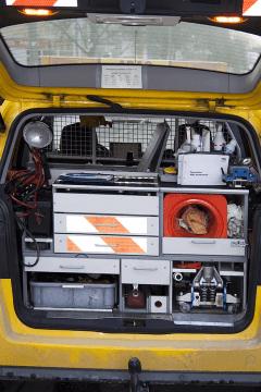Kompressor 24V für Pannendienst