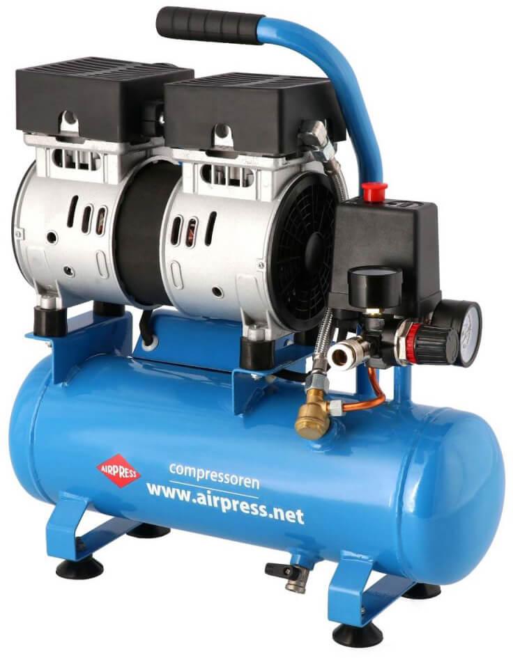 Ölfreier Kompressor leise L 6-105 Airpress